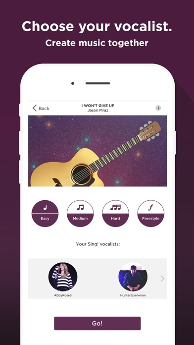Guitar! by Smule Screenshot
