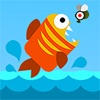 Fish Hunting Mania - Fly Catching Games