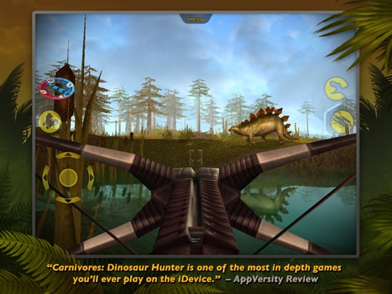 Carnivores:Dinosaur Hunter Pro Screenshots