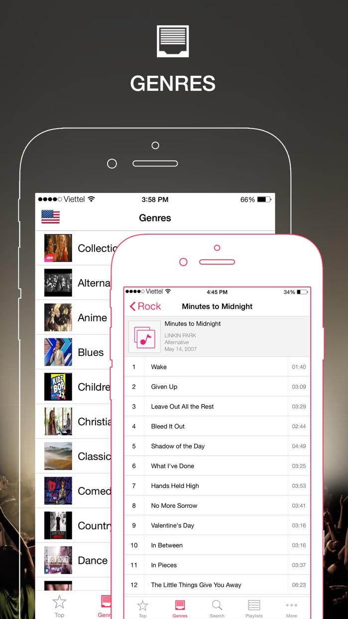 Music Tube - Player and Streamer for Youtube Screenshot