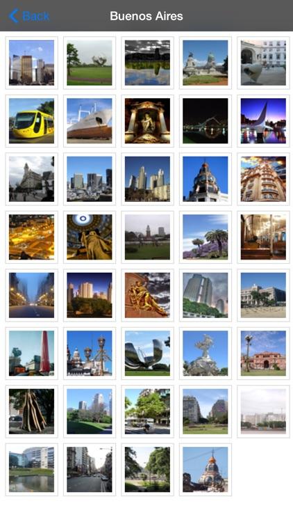 Buenos Aires Offline Map Travel Guide screenshot-4