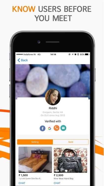OLX: Buy & Sell near you screenshot-3