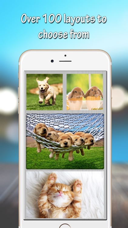 Photo Collage Magic - Free Pic Editor with Effects