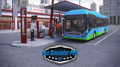 Screenshot for Bus Simulator PRO 2017 in Sweden App Store