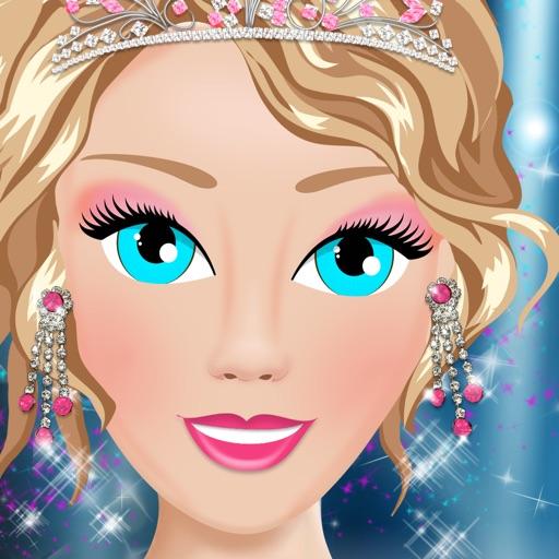 Prom Salon Dress Up Fashion Girl Virtual Makeover