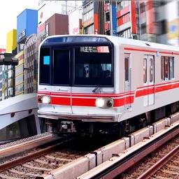 Subway 3D Tokyo Simulator