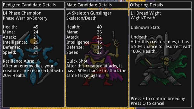 Siralim 2 (Monster Taming RPG)