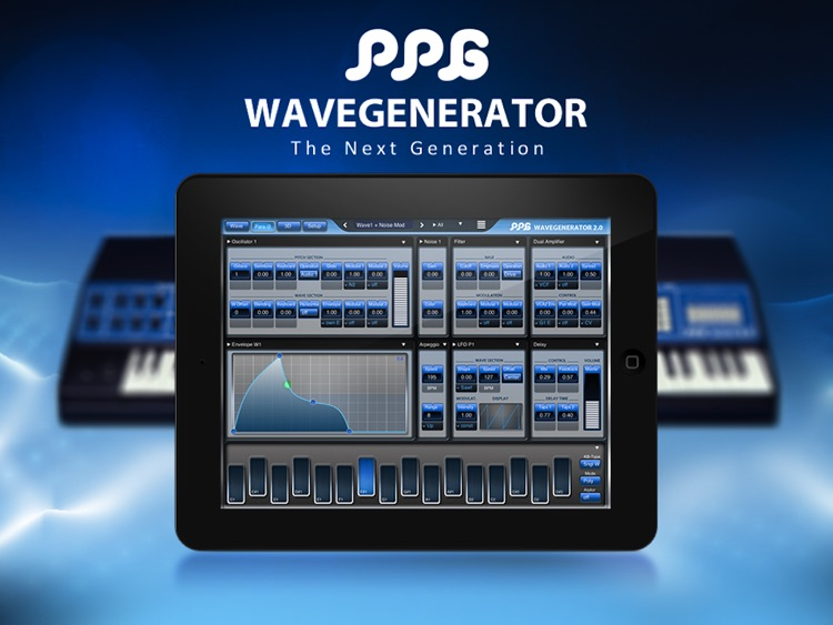 WaveGenerator screenshot-0