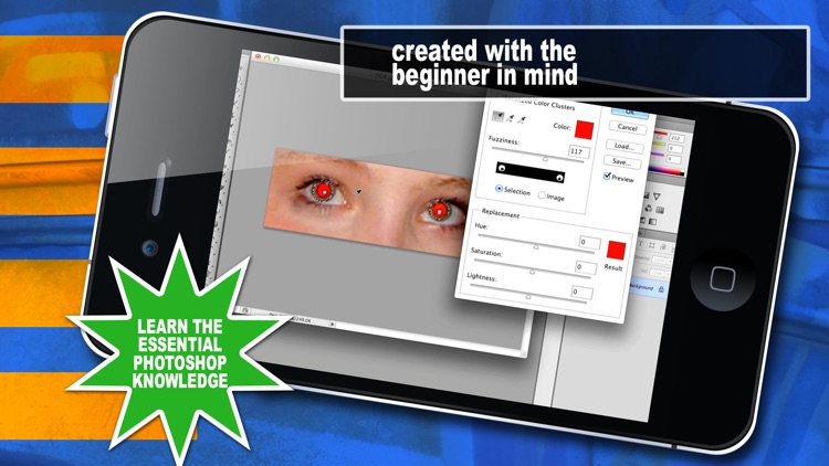 Course for Photoshop for iPhone (In-App Version) screenshot-4