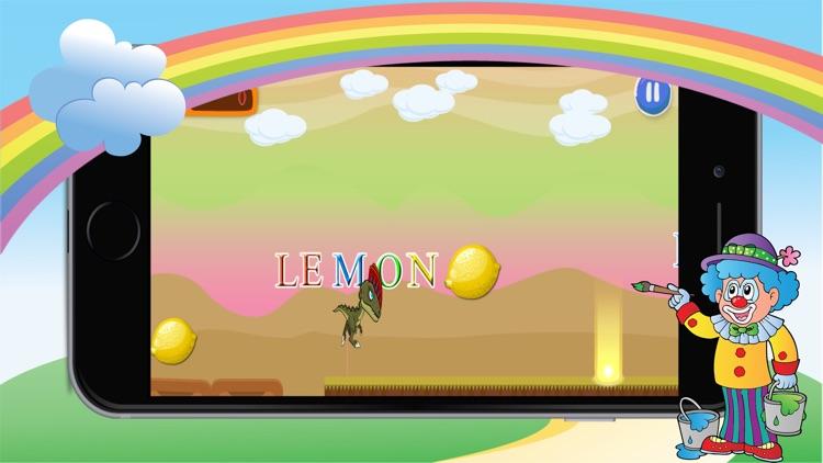 Dinosaur ABC Alphabet Learning Games For Kids Free screenshot-3