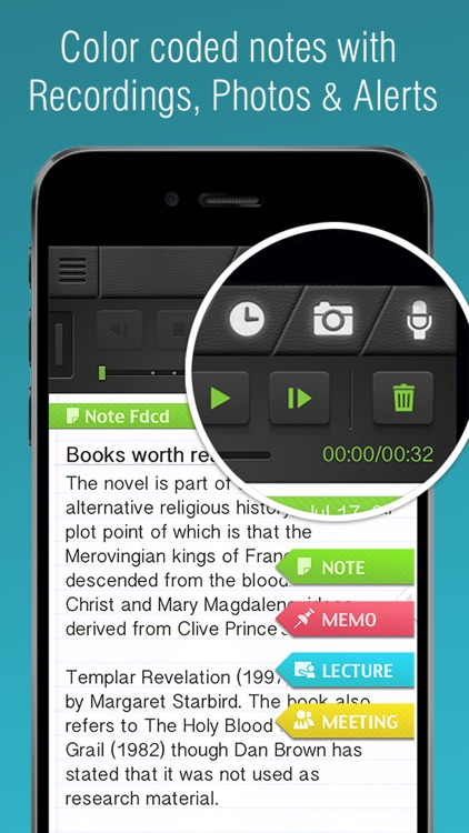 Notes: Supernote Recorder, Note, Photos Notepad screenshot-1