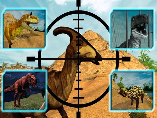 Скачать Дино Охота: Джунгли Снайпер Стрелялки RPG