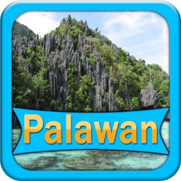 Palawan - Philippines Offline Map Travel Guide