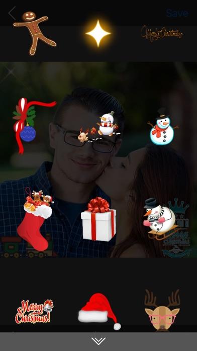 HD Pack of Christmas Sticker screenshot three
