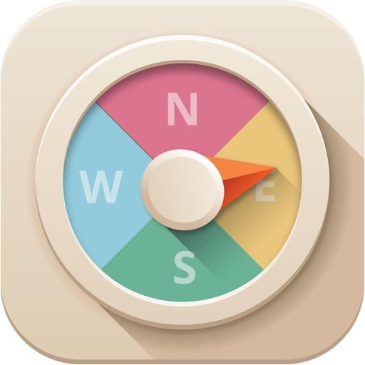 Color Compass - Test Your Brain Reflex and Improve Mental Focus iOS App