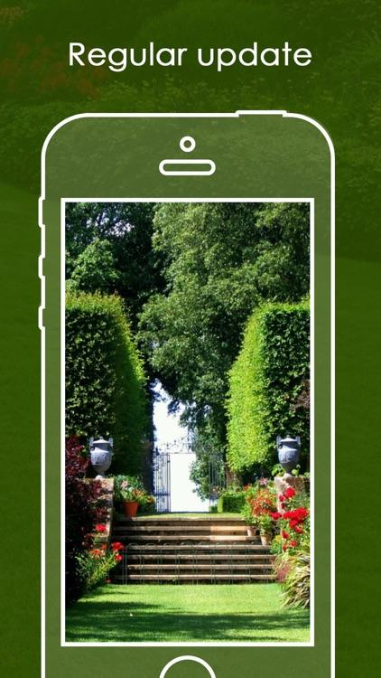 1000+ Yard & Garden Landscaping Design Ideas screenshot-3
