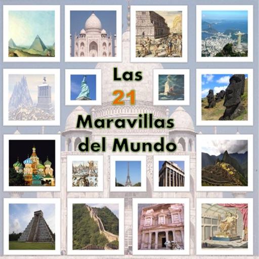 Las 21 Maravillas del Mundo - AudioEbook