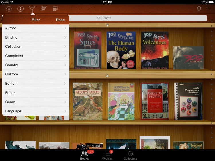 Books Manager Pro for iPad screenshot-3