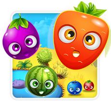 Activities of Fruits Garden - Match 3 Puzzle