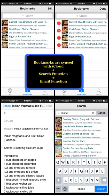 300 Indian Recipes screenshot-4
