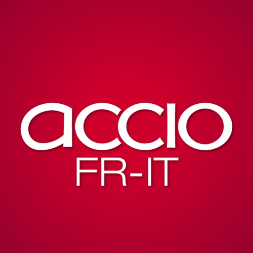 French-Italian Dictionary from Accio