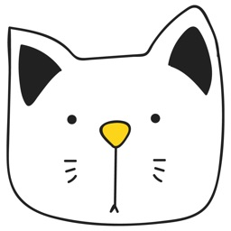 Doodle Cat Stickers Vol 01