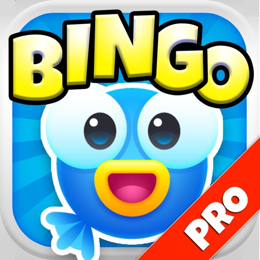 Blue Fish Bingo: Big Win Party Edition - Pro