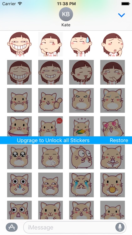 Anymoji Stickers screenshot-3