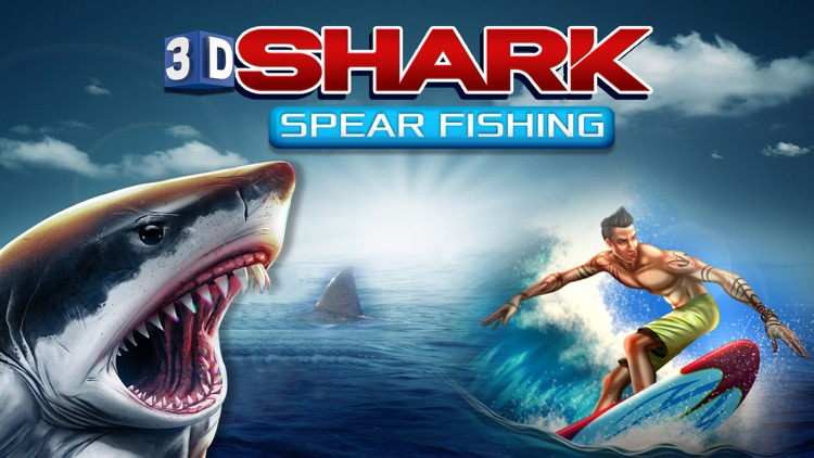 3d shark spear fishing hungry sniper games pro by rao for Shark fishing games