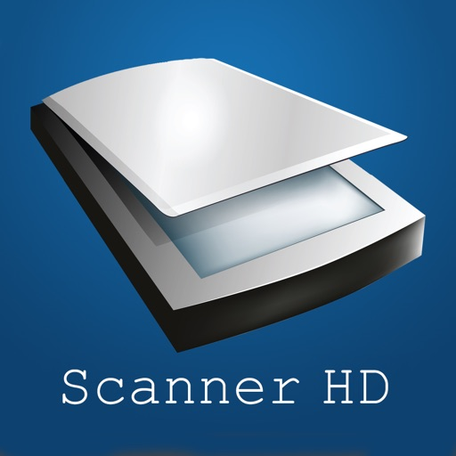 Scanner HD - Scan any document to PDF