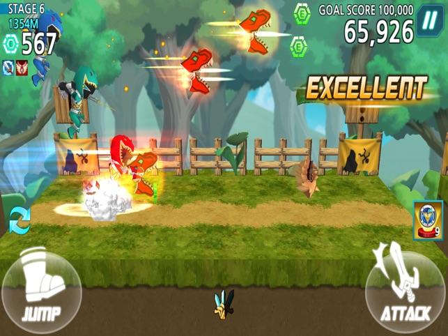 Power Rangers Dash Saban On The App Store