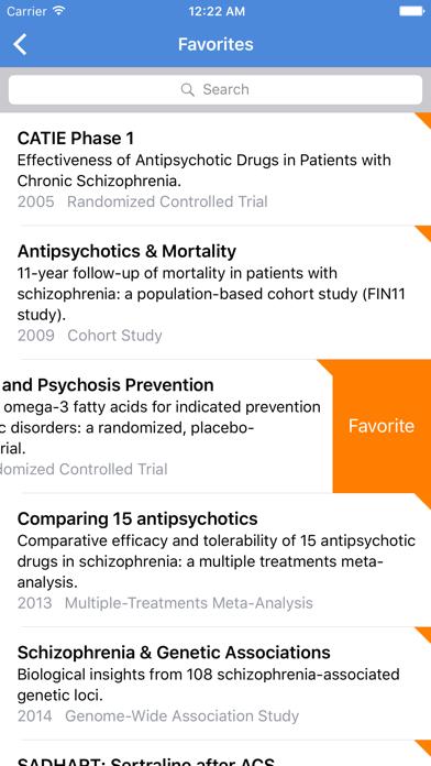 Psych Journal Club screenshot four