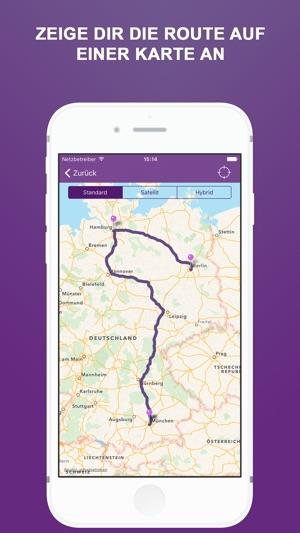 Pin Points - Flight, Driving Distance Calculator im App Store