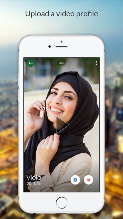 UAE Social - Date & Chat with Emirati Singles