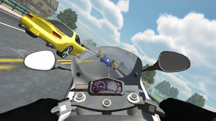 Real Bike Traffic Rider Virtual Reality Glasses screenshot-4