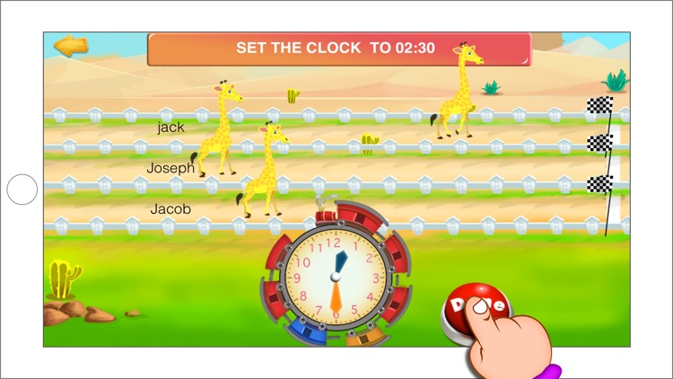 Telling Time - Fun games to learn to tell time screenshot-4
