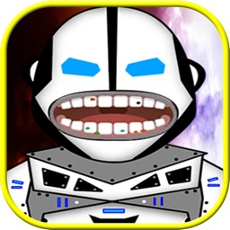 Dental Office Channel Teeth Super Hero Iron Robot Crazy Games Free