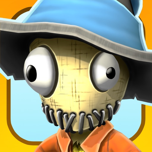 Stitchy: A Scarecrow's Adventure