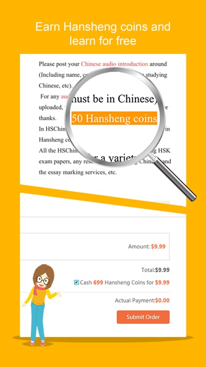 Learn Chinese-Hello HSK 1 screenshot-4