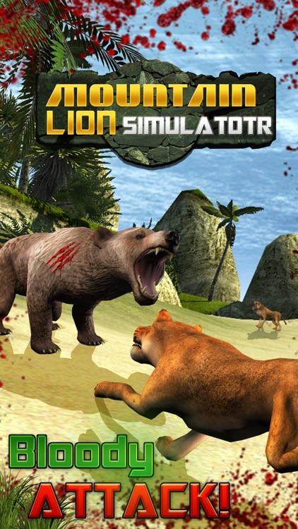 3D Mountain Lion Simulator - Hunting & Attack Sim by Fadi Tolbi