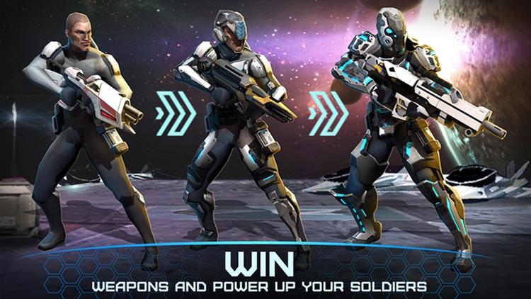 Rivals at War: 2084 screenshot-4