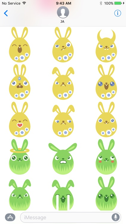 Rabbit Sticker screenshot-3