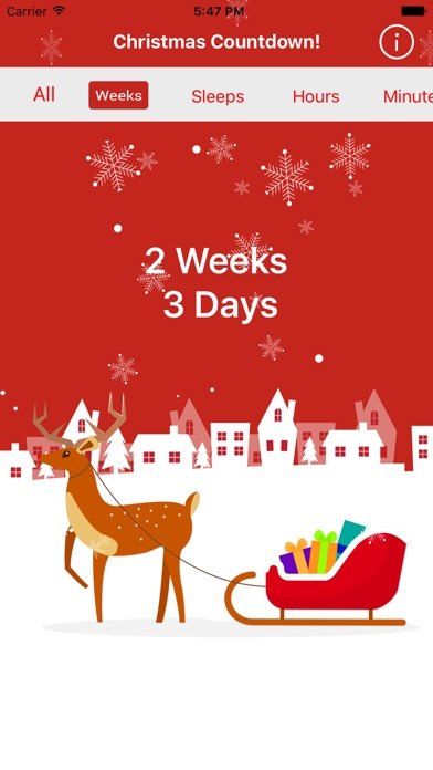 countdown christmas to count down santa tracker