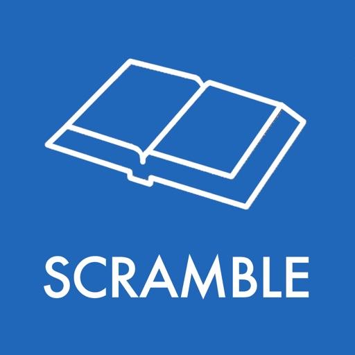 Scripture Scramble | Learn the Bible Books iOS App