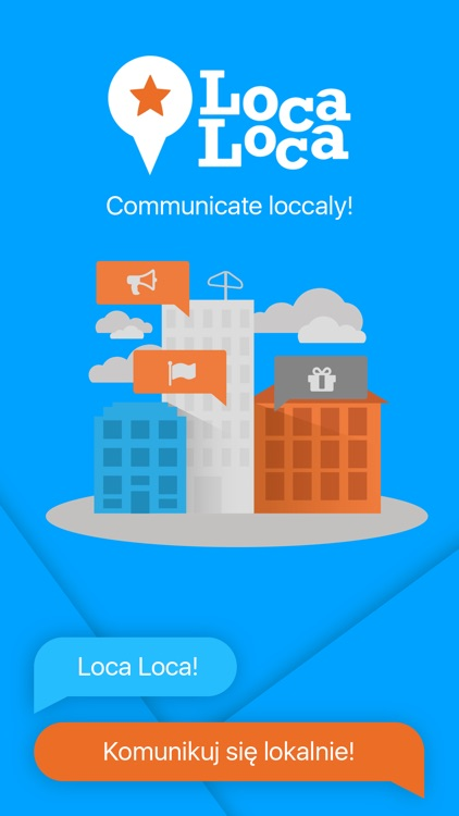 Loca Loca – Local Messenger