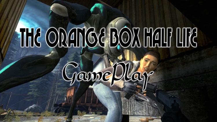 PRO - THE ORANGE BOX HALF LIFE Version