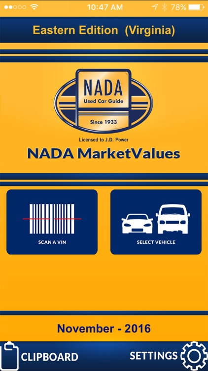 NADA MarketValues screenshot-0