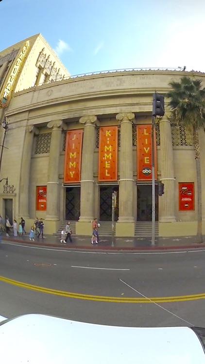 VR Hollywood Blvd by Car Virtual Reality 360 screenshot-4