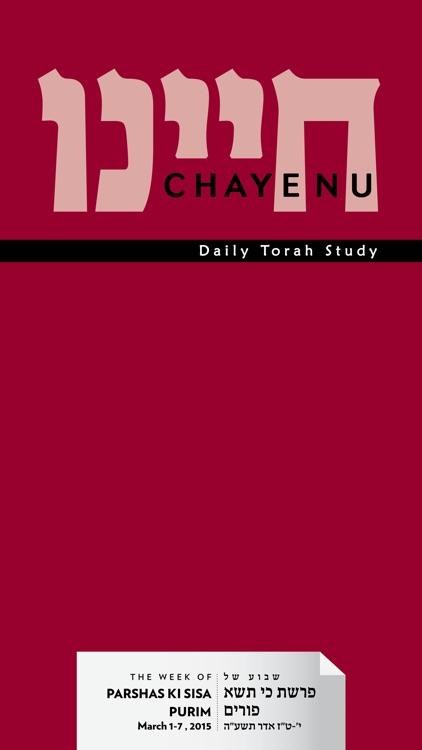 Chayenu