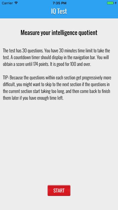European Standard IQ Testのおすすめ画像2